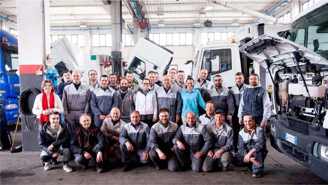 bartoletti girolamo officina renault trucks 1