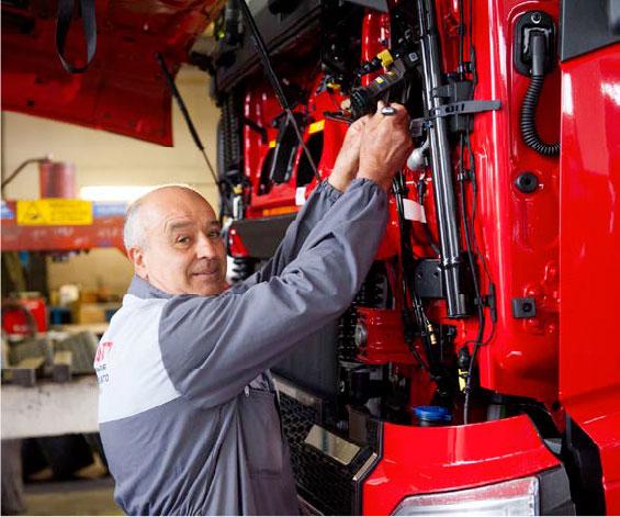 bartoletti girolamo officina renault trucks 2